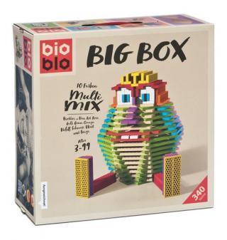 Bioblo Big Box 340 dílků [HRAČKA]